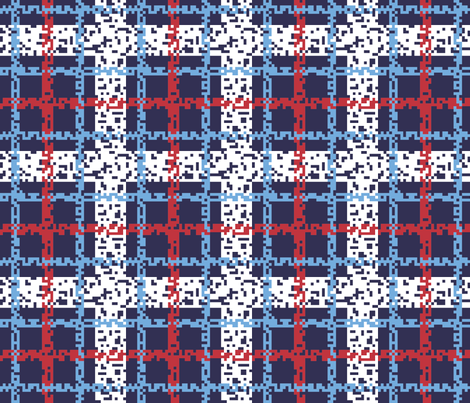 A Gamer's pyjama pants fabric by april_9_design on Spoonflower - custom fabric