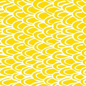 Vertical Yellow Scale