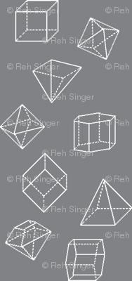 8-bit Fit Isometric Shapes