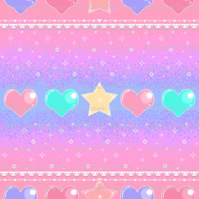 8bit sweet heart
