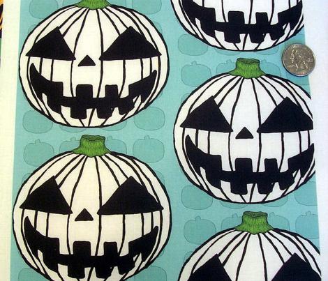 White Pumpkin Jack O Lantern