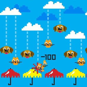 Rain Invaders