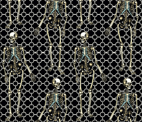 Chain Mail and Skeletons