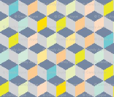 8 bit cuboid