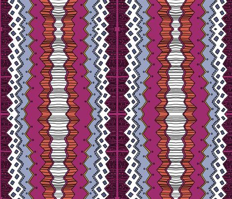 Modern Classics :: Geometrics fabric by gillian_lees_booteek on Spoonflower - custom fabric