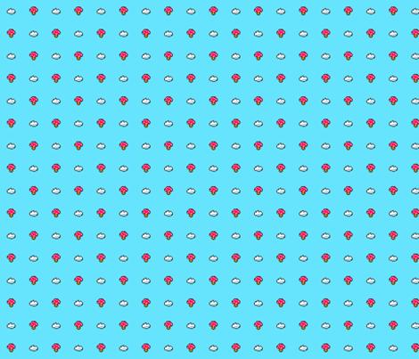 superbeta fabric by tenderforecast on Spoonflower - custom fabric