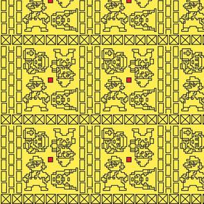 Oh, how I wish I had an NES - yellow