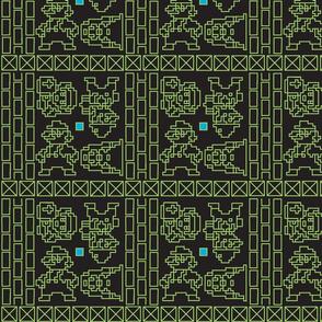 Oh, how I wish I had an NES - black/green