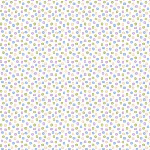 Spot candy mix (white ground)