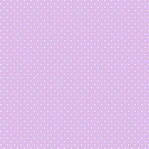 Dottie (lavender ground)