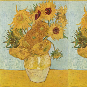 van Gogh - Arles Sunflowers 1888