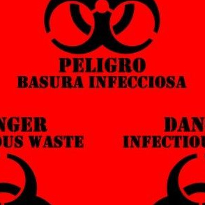 Biohazard Infectious Waste