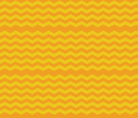 8bit Chevron fabric by chavis on Spoonflower - custom fabric