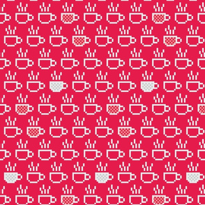 8-bit coffee