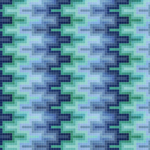 Sick 8-bit Grungy Pixel Pants