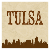 Urban Tulsa Wall Decal