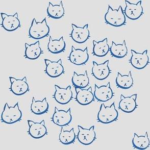 Indigo Cats