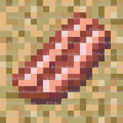 8-bit Bacon Lover