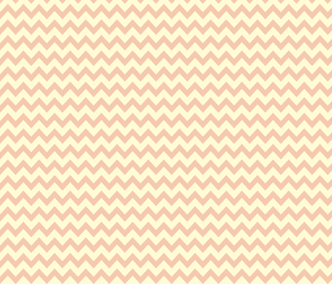 CORAL_JADE_ZIGZAG_pink fabric by mammajamma on Spoonflower - custom fabric