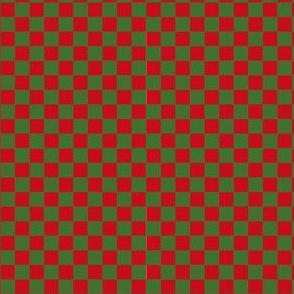 Christmas Checkers