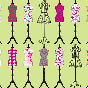 Sew Pretty Mossy Pink