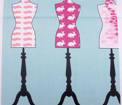 Sew Pretty Pink-a-Blue
