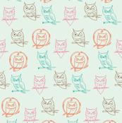 minty owls