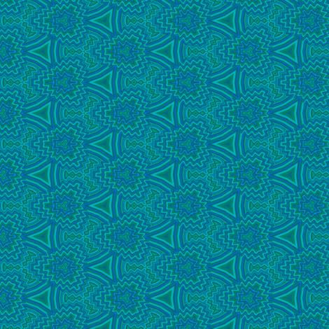 Zigzag Ripples Geometric © Gingezel™ 2014