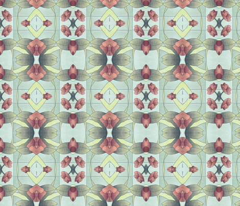 rose 1 fabric by kociara on Spoonflower - custom fabric
