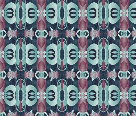 tulip 8 fabric by kociara on Spoonflower - custom fabric