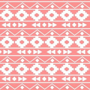 coral tribal rows