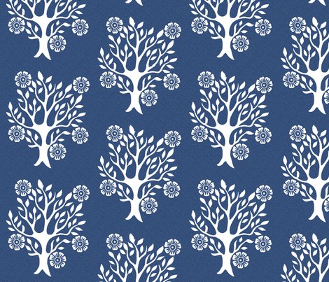R5flowers-n-white-tree-stamps-fabric3-crop2-wht-dkblstencil_shop_preview