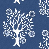 R5flowers-n-white-tree-stamps-fabric3-crop2-wht-dkblstencil_shop_thumb