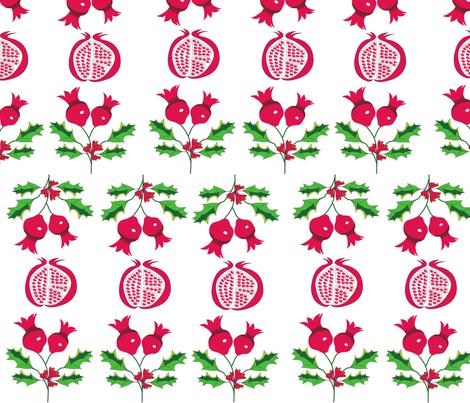 Pomegranates Only