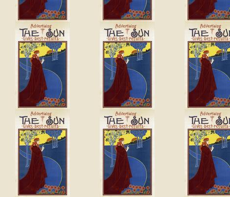 Les Maitres de l'Affiche, The Sun