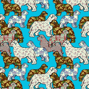 newfy_whimsy_teal fabric