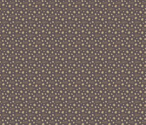 Fireflies fabric by kinomi on Spoonflower - custom fabric