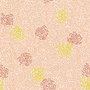 Firefly Flowers | Peach
