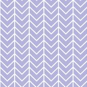 lavender chevron