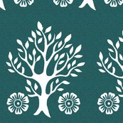 R2flowers-visual-bal-white-tree-stamps-fabric2-crop2-wht-dkblgrn_shop_thumb