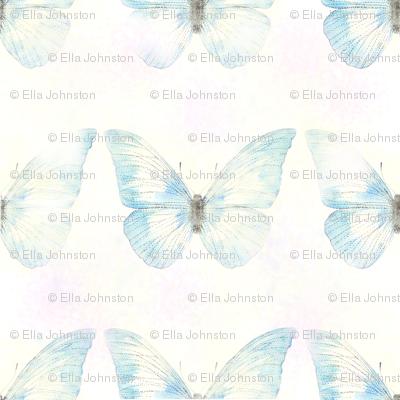 butterflybluetile