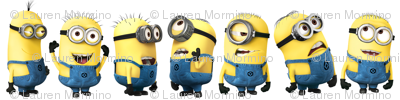 Gru's Larger Minions