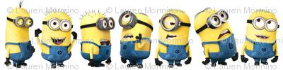 Gru's Larger Minions
