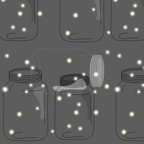 Night Vision Fireflies