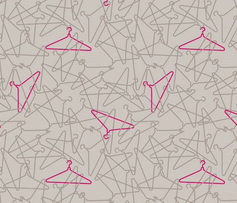 fashion headache fabric by mimihammill on Spoonflower - custom fabric