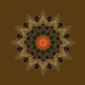 Kaleidescope 3422 mandala