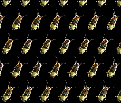 firefly fabric by daisymoss-faull on Spoonflower - custom fabric