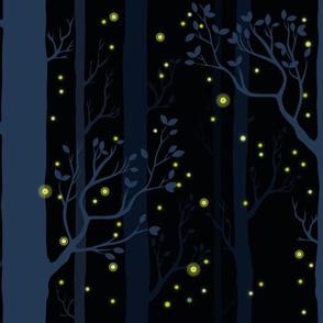 Fireflies and Stars