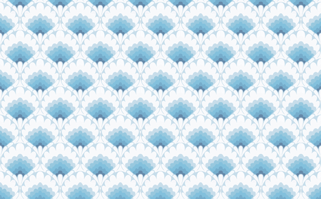 fanny_softblue fabric by myracle on Spoonflower - custom fabric
