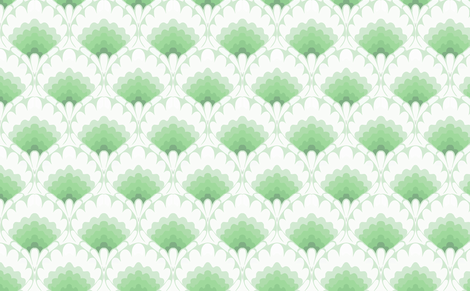 fanny_pale_green fabric by myracle on Spoonflower - custom fabric